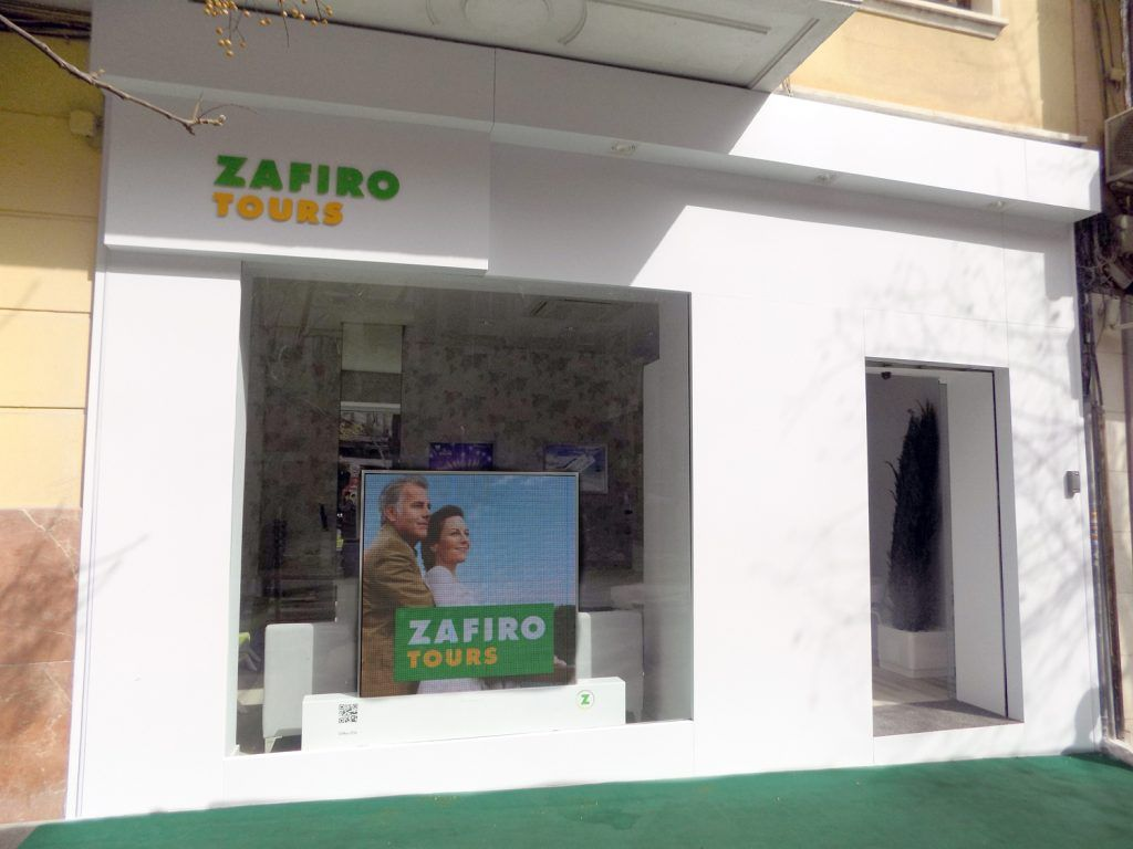 Abre tu agencia de viajes Zafiro Tours